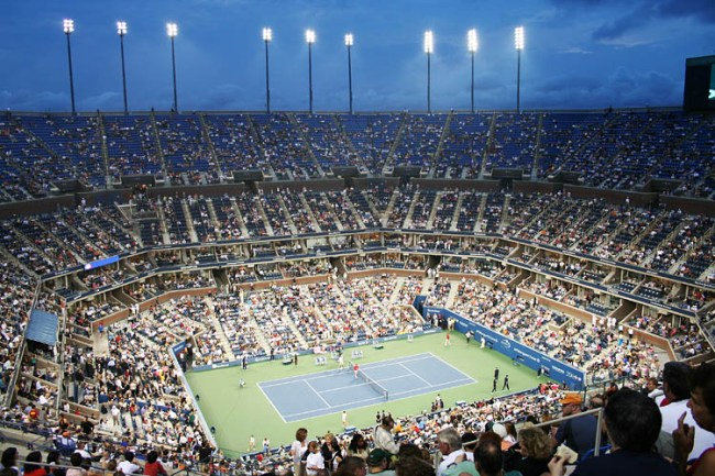 US Open 2011 Draw
