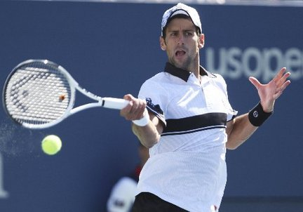 Djokovic US Open Favourite