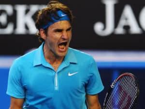 Federer Australian Open 2010