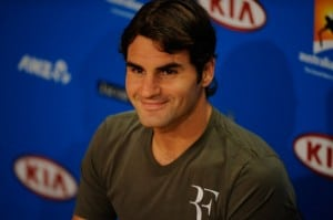 Federer Australian Open Pre Tournament Press Conference