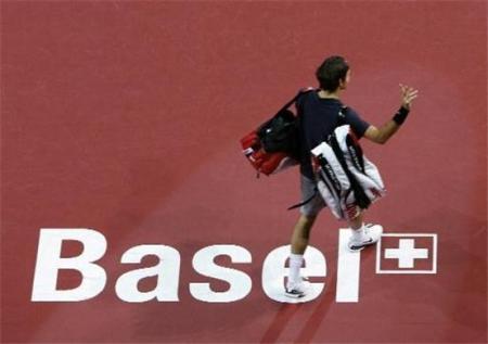 Federer Basel Masters