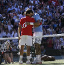 Federer Overcomes Del Potro in Olympic Semi Final Thriller