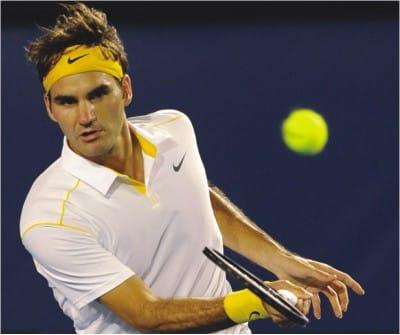 Federer Dropshot
