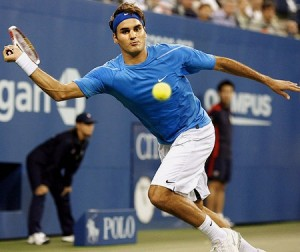 Federer US Open 2006