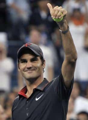 Federer after Dismantling Monaco