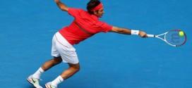 Federer beats Karlovic Australian Open 2012