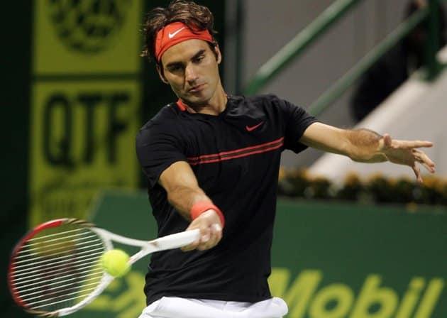 Photo of Federer cruises past Zemlja in Doha