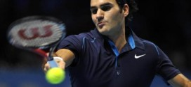 Federer def. Fish at World Tour Finals