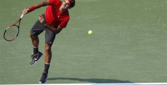 Federer defeats Cillic in 4 sets - US Open Third Round 2011