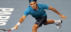 Federer schools Berdych in Bercy