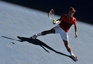 Federer vs. Del Potro