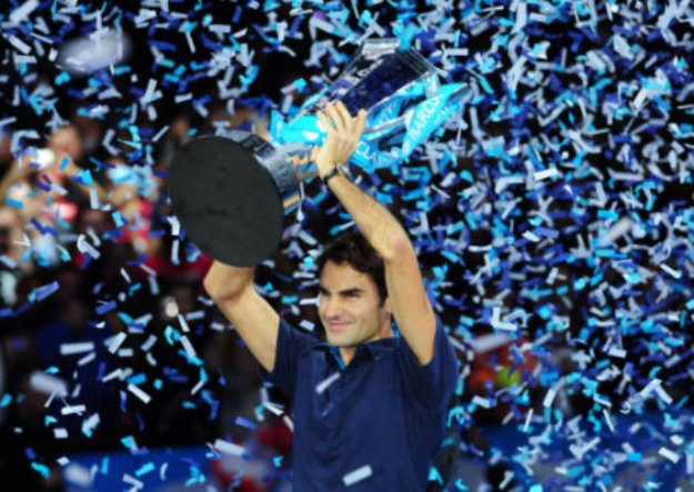 Photo of Federer wins 6th World Tour Final – defeats Tsonga 6-3 6-7 6-3