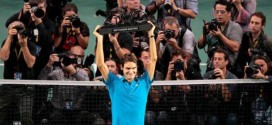 Federer wins in Bercy for 1st time in Career