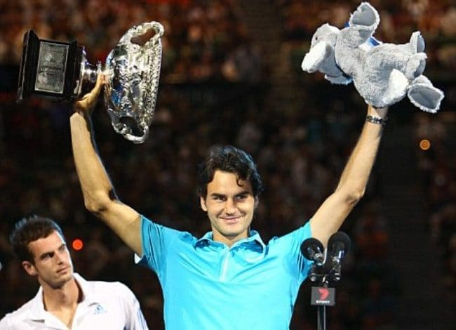 Federers Last Grand Slam