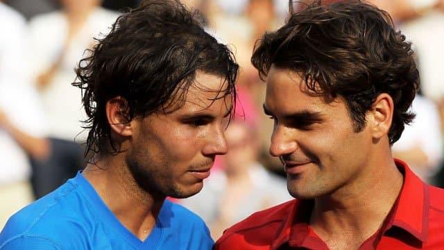 Nadal def. Federer French Open 2011