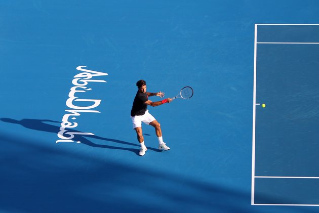 Photo of Nadal defeats Federer in Mubadala 3rd Place Playoff