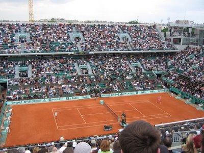 Rolan Garros, Paris