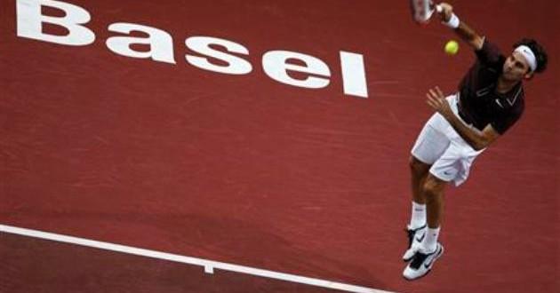 Basel 2011 Draw