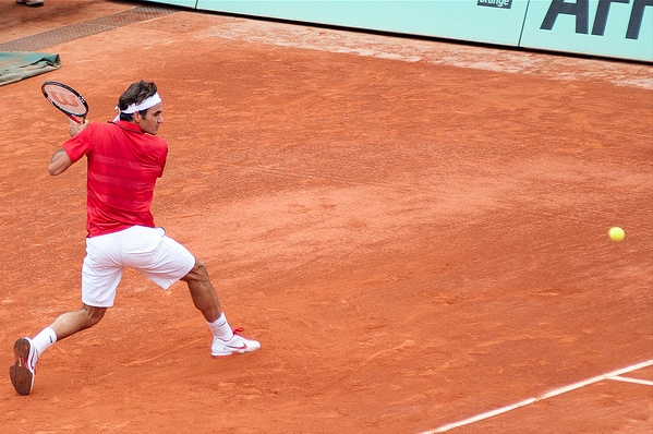 Photo of Roger Federer's Tennis Will Save The World