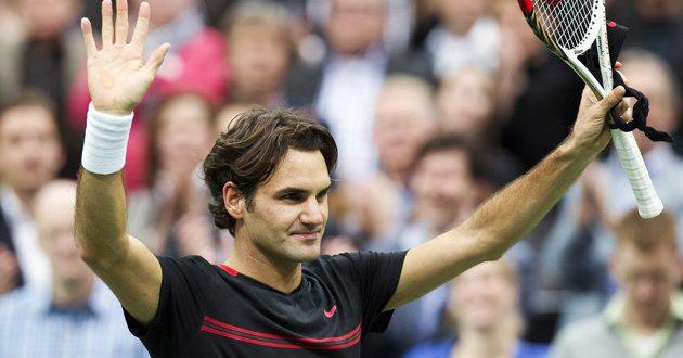 Federer def. Mahut in Rotterdam