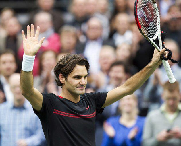 Photo of Federer gets back to winning ways in Rotterdam