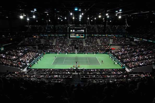 Photo of Federer defeats Nieminen in Rotterdam