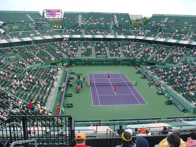 Photo of Federer Outfit for Sony Ericsson Open Miami 2012