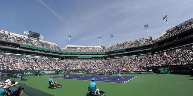 Federer defeats Del Potro in Indian Wells