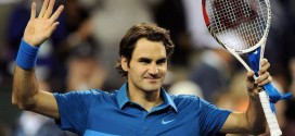 Federer defeats Raonic Indian Wells