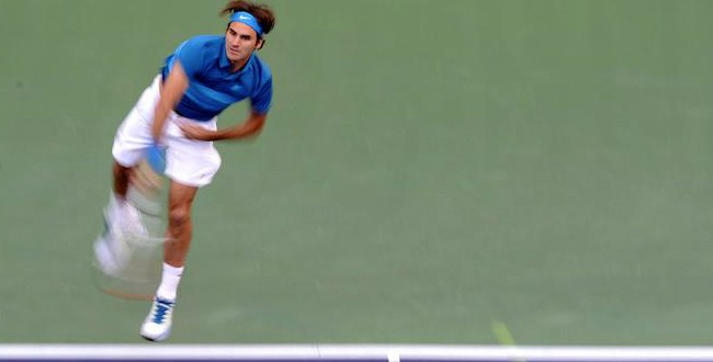 Federer wins in Indian Wells