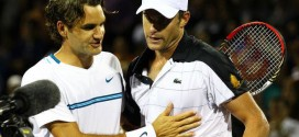 Roddick defeats Federer
