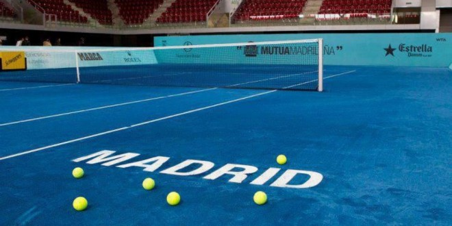 Madrid Blue Clay Court