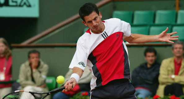 Tim Henman Clay Court Tactics