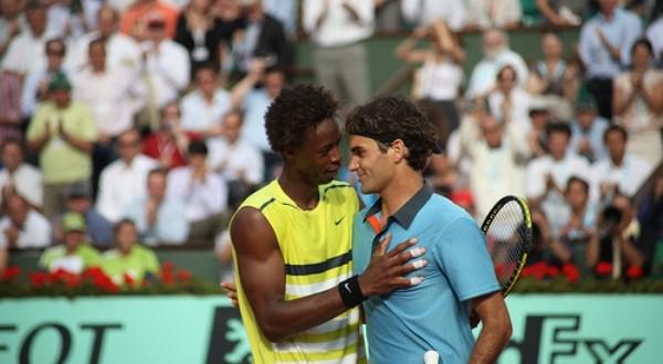 Federer Monfils