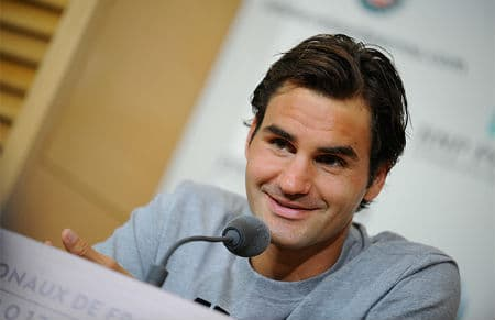 Federer Pre Tournament Press Conference