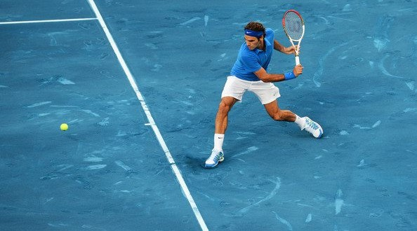 Federer defeats Gasquet in Madrid