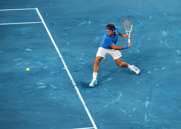 Photo of Federer Glides Past Gasquet in Madrid