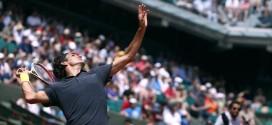 Federer defeats Ungur