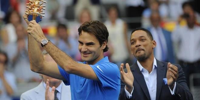 Federer wins 3rd Title in Madrid
