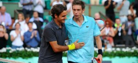 Federer def. Mahut