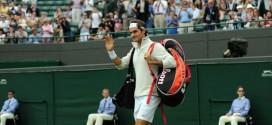 Federer defeats Ramos Wimbledon 1st Round