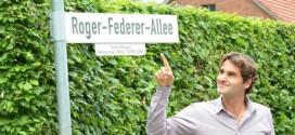 Federer in Halle