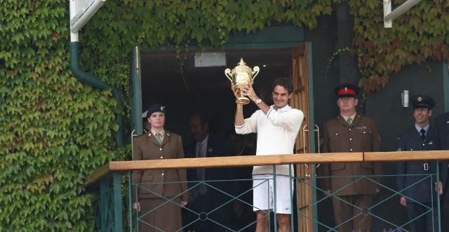 Federer 7th Wimbledon