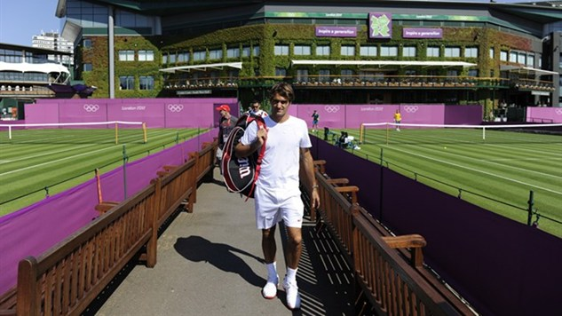 Photo of Federer Gets Good Olympic Draw; Faces Falla 1st Round