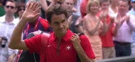 Federer def. Benneteau at Olympics
