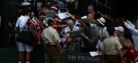 Federer def. Youhzny Wimbledon