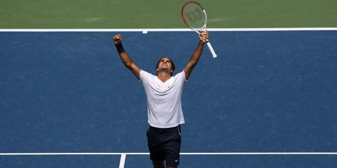 Federer Wins in Cincinnati