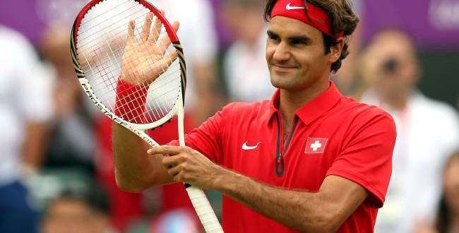 Federer def. Isner at Olympics
