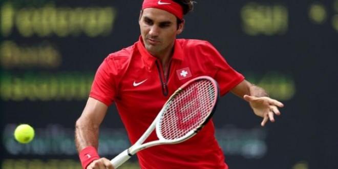Federer def. Istomin