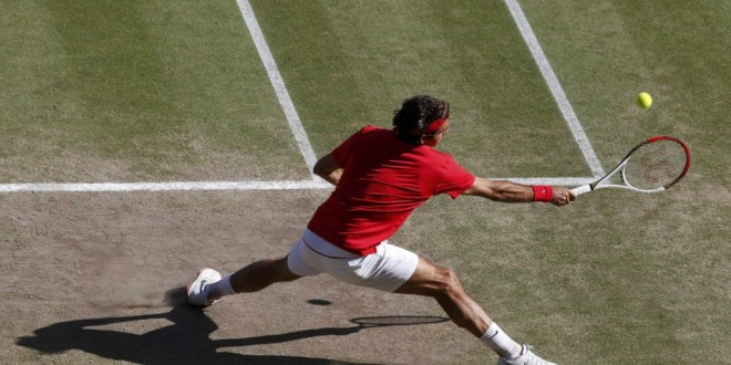 Federer loses in Olympics Final